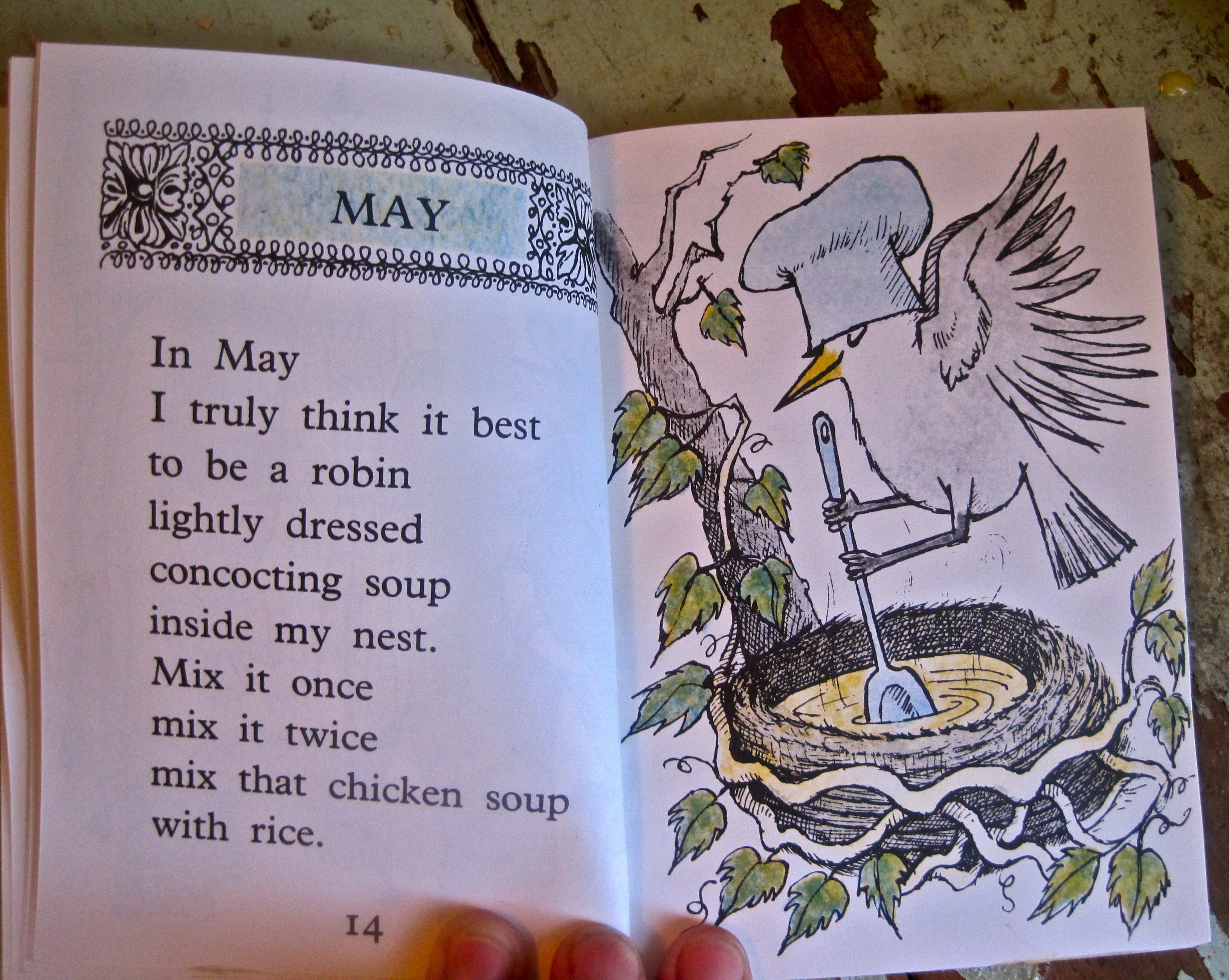 Chicken Soup Quotes: Chicken Soup With Rice ~ Maurice Sendak
